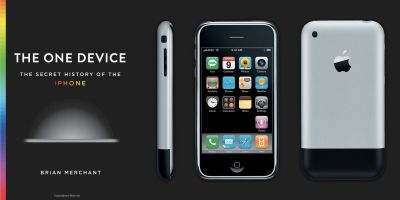 New book about the creation of the iPhone 'The One Device' on sale now, launches to mixed reviews