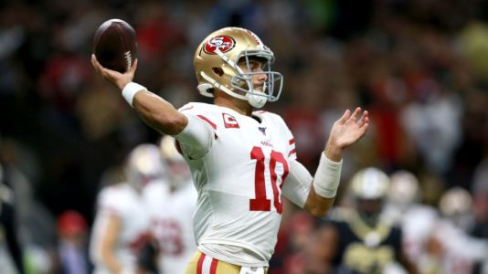 Falcons vs 49ers live stream: how to watch today's NFL football 2019 from anywhere
