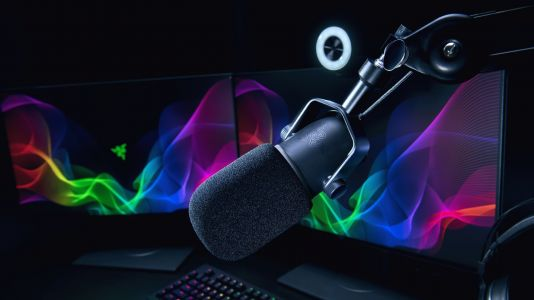 The Razer Seiren Elite is a professional-grade microphone for game streaming