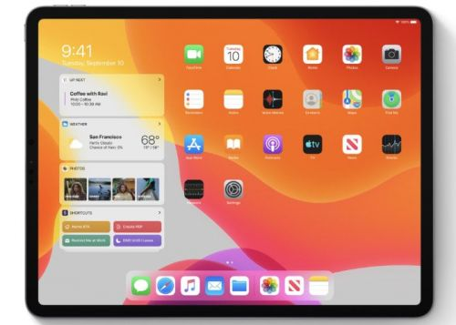 IPadOS arrives September 30th, on new iPad from launch