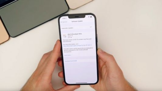 Here are 85+ features coming to the iPhone with iOS 15