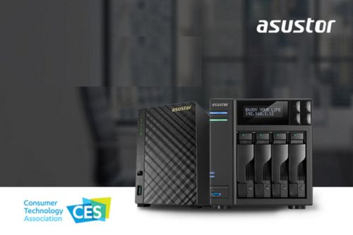 Asustor Launches Marvell-based AS4000 Series NAS Units with 10GBASE-T