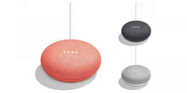 FCC filing reveals new 'Media streaming device,' likely Google Home Mini
