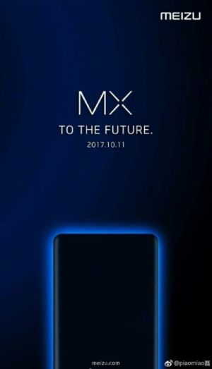 Leaked Images Indicate Meizu MX7 Will Launch On October 11