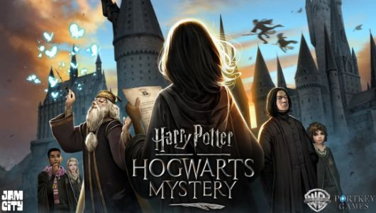 Harry Potter: Hogwarts Mystery - first look at wizarding mobile game