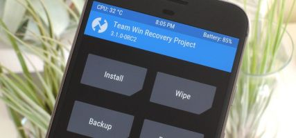 TWRP 101: How to Install the Best Custom Recovery for Android