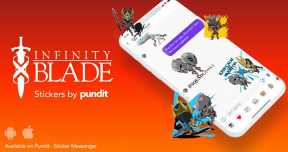 Infinity Blade characters come back to life as emojis