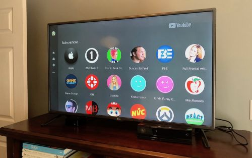 YouTube App on Apple TV Updated Following User Complaints Over Subscriptions Layout and More