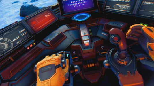 No Man's Sky is getting VR support