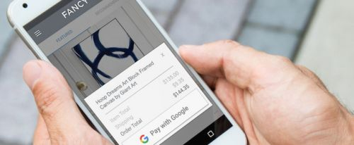 Pay With Google Goes Live To Speed Up Online Checkout