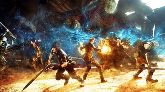Final Fantasy 15 Television or Home Theater Guide
