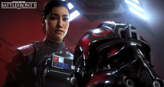 Star Wars: Battlefront II's Janina Gavankar straddles being a fan, an actress, and a gamer