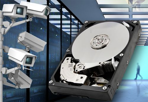 Toshiba Launches S300 and V300 HDDs for Surveillance and Video Applications