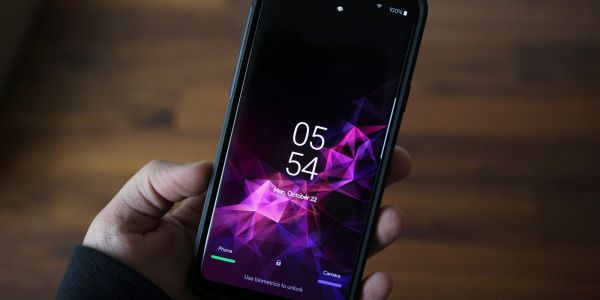 Here's another look at Samsung's take on Android 9 Pie from Galaxy S9+ beta