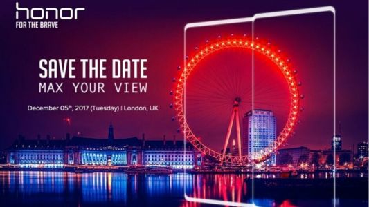 Huawei to unveil bezel-less Honor smartphone on December 5 in London