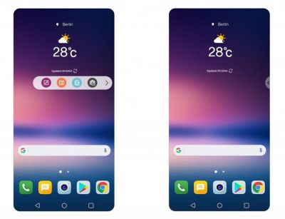 LG V30 To Feature UX 6.0+ With Floating Bar