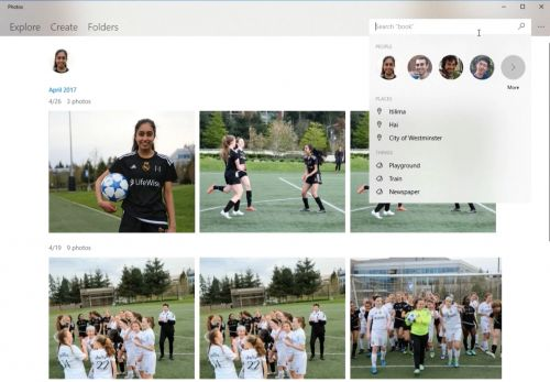 AI in Photos makes it easy to find and create the perfect holiday photo or video