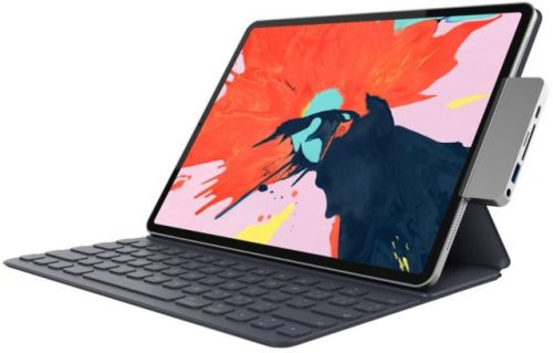HYPER Launches USB-C Hub For The iPad Pro