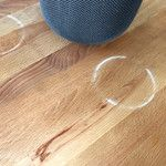 Apple: put your HomePod 'on a different surface' if it leaves wood marks