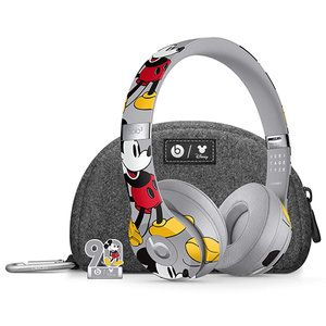 Beats by Dre unveils Mickey Mouse 90th Anniversary Edition Solo3 Wireless headphones