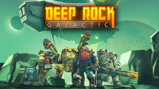 Deep Rock Galactic Review: Danger, Darkness, Dwarves, and Dismay In Early Access
