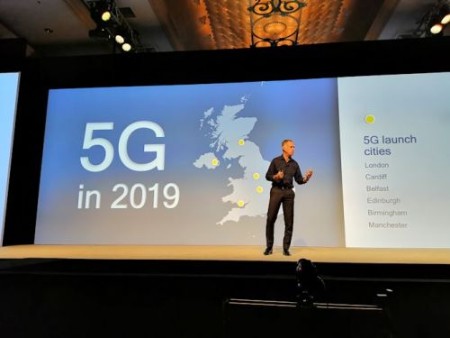 Implementing 5G in the UK: EE Trial Sites and First Cities