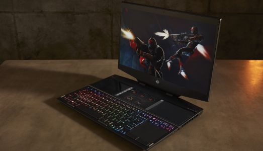 HP Omen X 25 is the world's first dual-screen gaming laptop