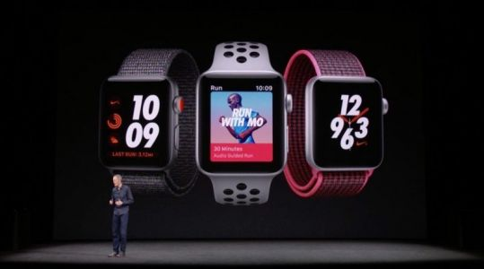 Apple Announces New Watch Bands and Finishes for Apple Watch Series 3