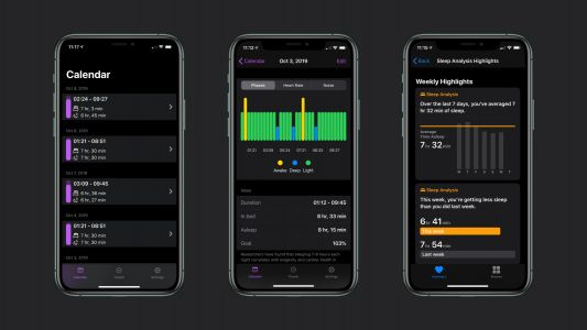 NapBot is a sleep tracker for Apple Watch powered by CoreML