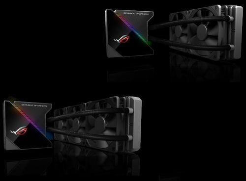 ASUS Unveils ROG Ryujin AIO LCSes for AMD's Ryzen & Ryzen Threadripper