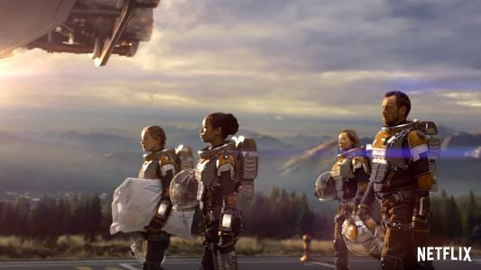 Netflix's Lost in Space reboot finds a release date and trailer