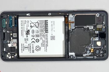 All about the Galaxy S21 battery life