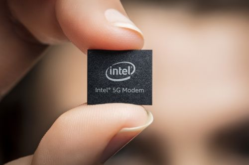 Apple in 'Advanced Talks' to Buy Intel's Smartphone Modem Chip Business