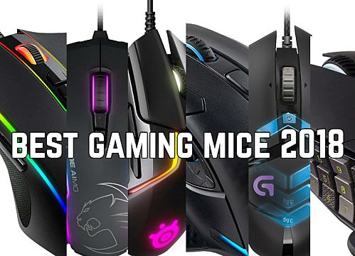 11 Best Gaming Mice 2018 Edition - Top Wireless, Wired, And Budget Options