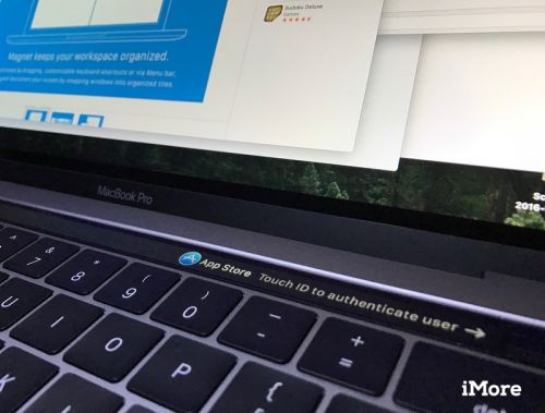 Best Touch ID apps for the MacBook Pro with Touch Bar