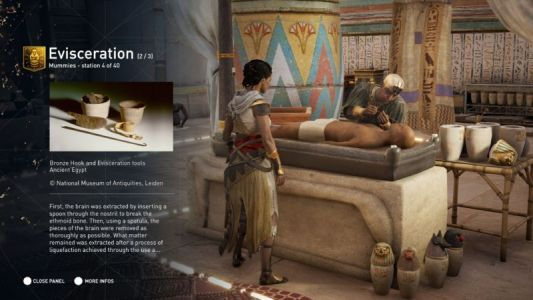 """""""Discovery Tour"""" lets you explore Assassin's Creed: Origins combat-free"""
