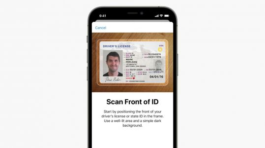 IOS 15 brings support for storing your ID in Apple Wallet, but details are vague