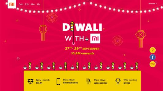 Xiaomi Diwali with Mi Sale Starting Soon: Discounts, Coupons, F-Codes, Flash Sales