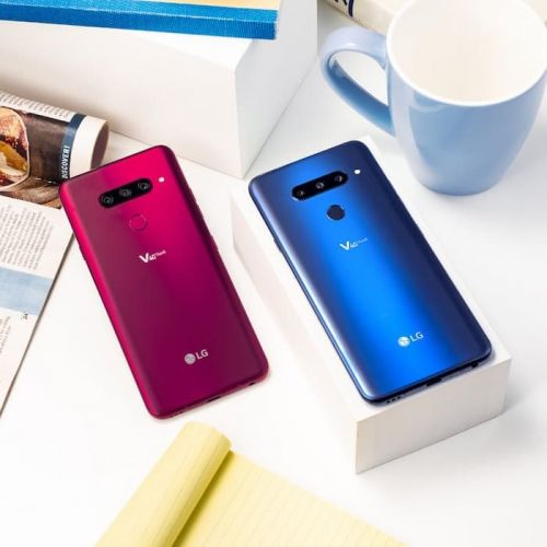 LG V40 ThinQ now available to pre-order on the US