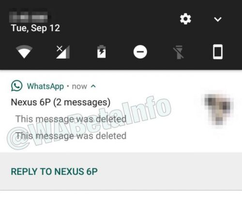 WhatsApp May Soon Let You Unsend Messages