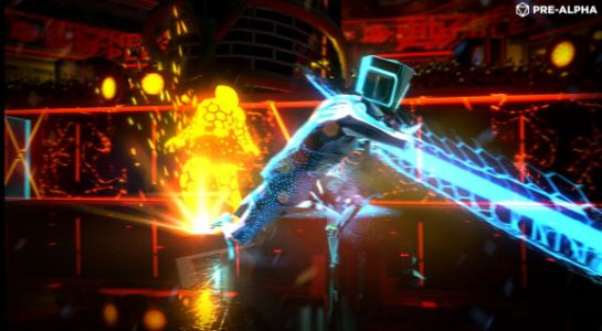 Laser League will have a closed beta this weekend