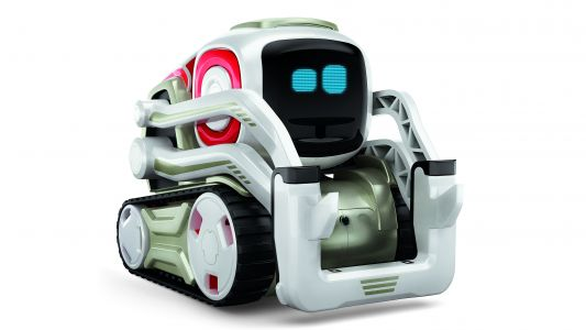 Meet Cozmo, the little robot with a big personality
