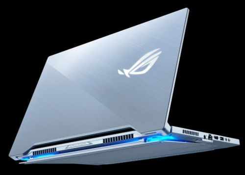 Asus ROG Glacier Blue gaming laptop finish unveiled