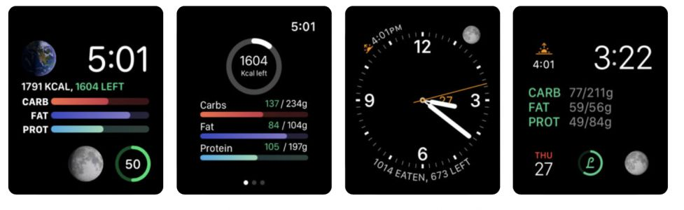 Lifesum Apple Watch Series 4 update featured in keynote now available