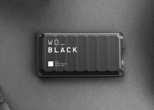 WD Black P50 3.2 USB SSD range now available