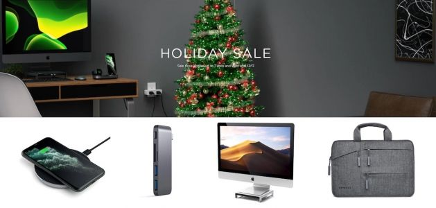 Deals Spotlight: Satechi's Holiday Sale Offers Up to 50% Off Wireless Chargers, MacBook Cases, USB-C Accessories, and More