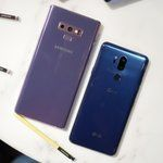 Samsung Galaxy Note 9 vs. LG G7 ThinQ: ThinQ size is everything?