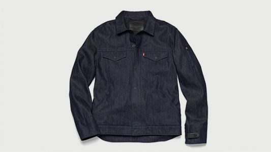 Google and Levi's touch-controlled jacket goes on sale this week