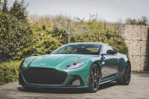Aston Martin DBS 59 is Limited to 24 Units