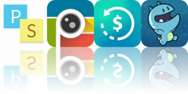 Today's Apps Gone Free: Phrase Shift, PhotoTangler, Frugi and More